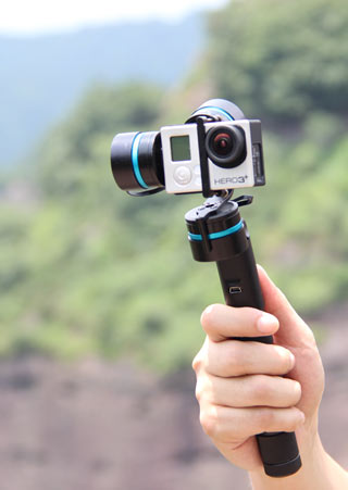 G3 Ultra 3-Axis Handheld Steady Gimbal
